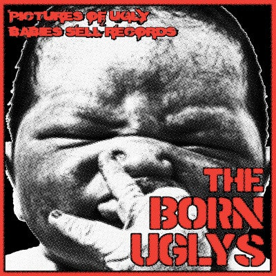 "Image of THE BORN UGLYS - "" S/T"" 7"""
