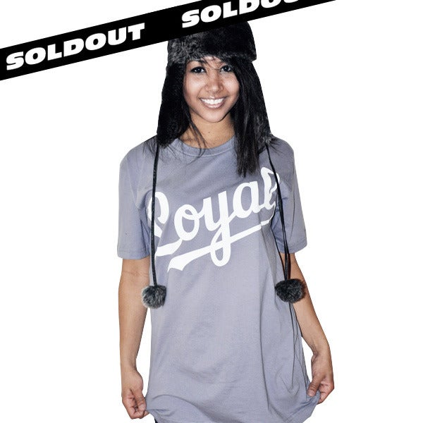 Image of Loyal Slate Tee (Unisex) Limited Edition!