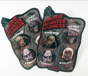 Image of B-Movie Monster Madness 4 Button Pack