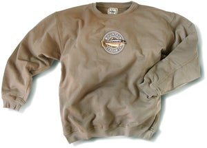Image of Brown trout logo SWEAT