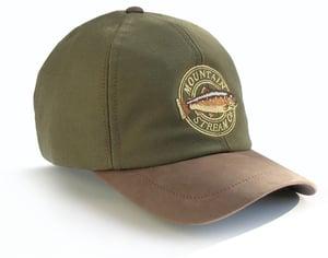 Image of Trout Logo MOLESKIN CAP