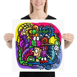 Whimsy Poster