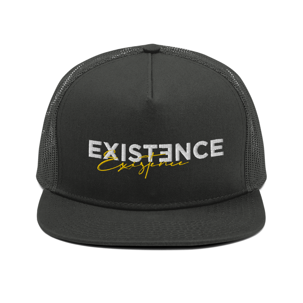Existence Classic Gold Sig Snapback