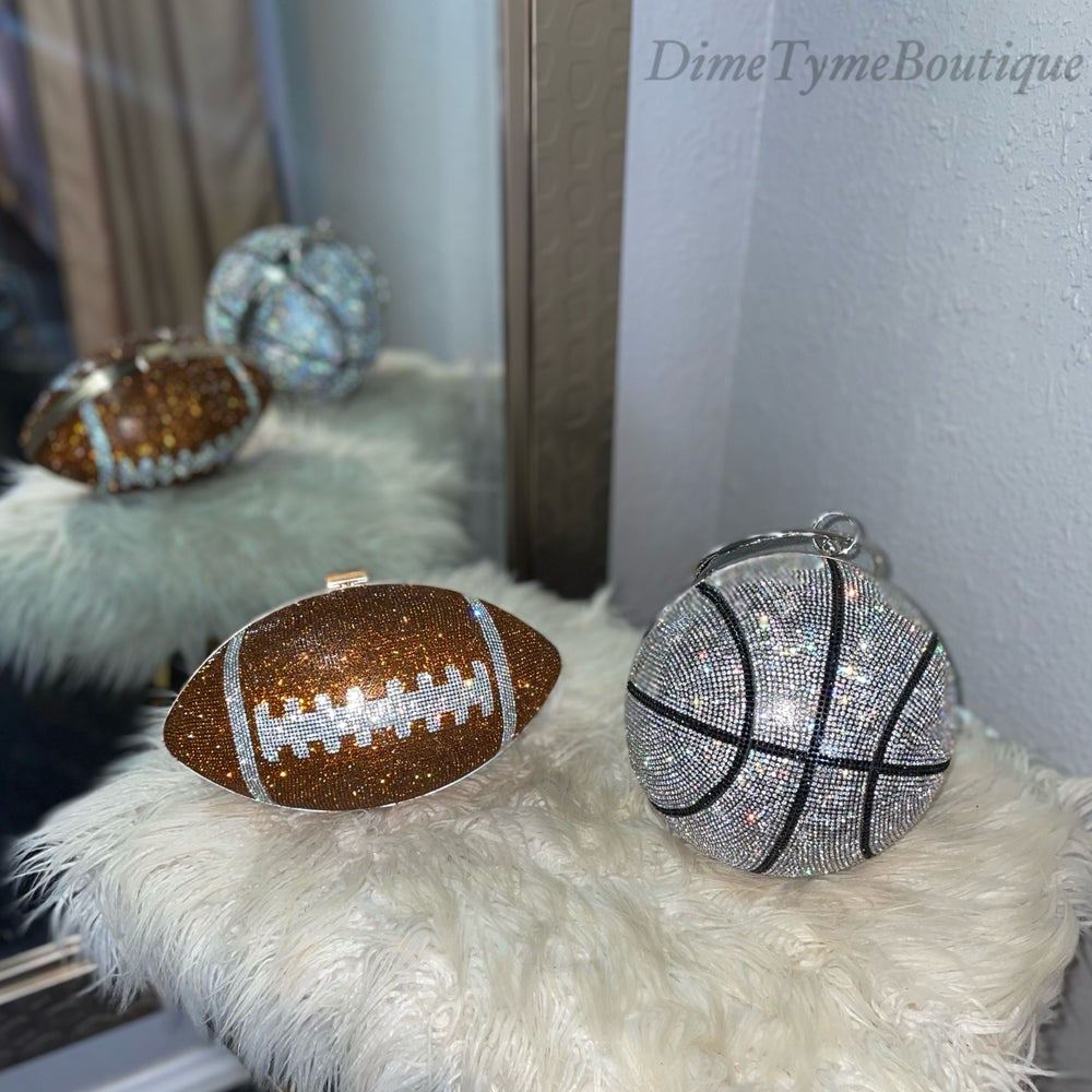 Image of Ballin an Blinging Clutch