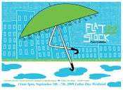 Image of Flatstock 22 Exhibition Poster - Seattle