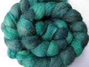 Image of Greener Pastures Superwash BFL Top (4.2 oz)