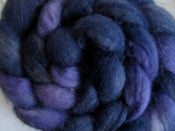 Image of Violet in Blue Jeans BFL Top (4.2 oz)