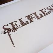 Image of Inspiring Words Series - Selfless