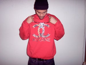 "Image of Limited Edition ""Xoxaine Cheetah Print"" Crewneck"