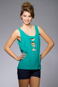 Image of Triangle Tribal Tank Top