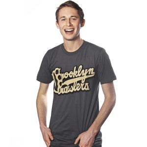 Image of Brooklyn Brawlers KickAssphalt Tee (Unisex)