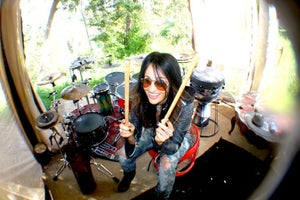 "Image of PRIVATE DRUM-LESSON w YAEL ONLINE OR ""IN PERSON"""