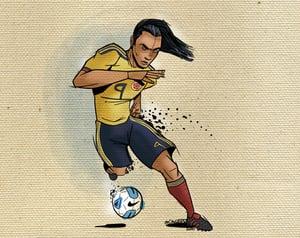 Image of Falcao