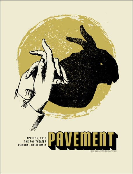 Image of Pavement - Pomona 2010