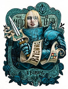Image of Brienne Print