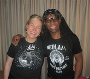 Image of Bedlam Motorcycle Club t-shirt