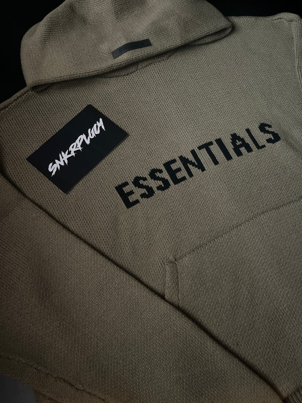 Fear Of God x ESSENTIALS / Harvest