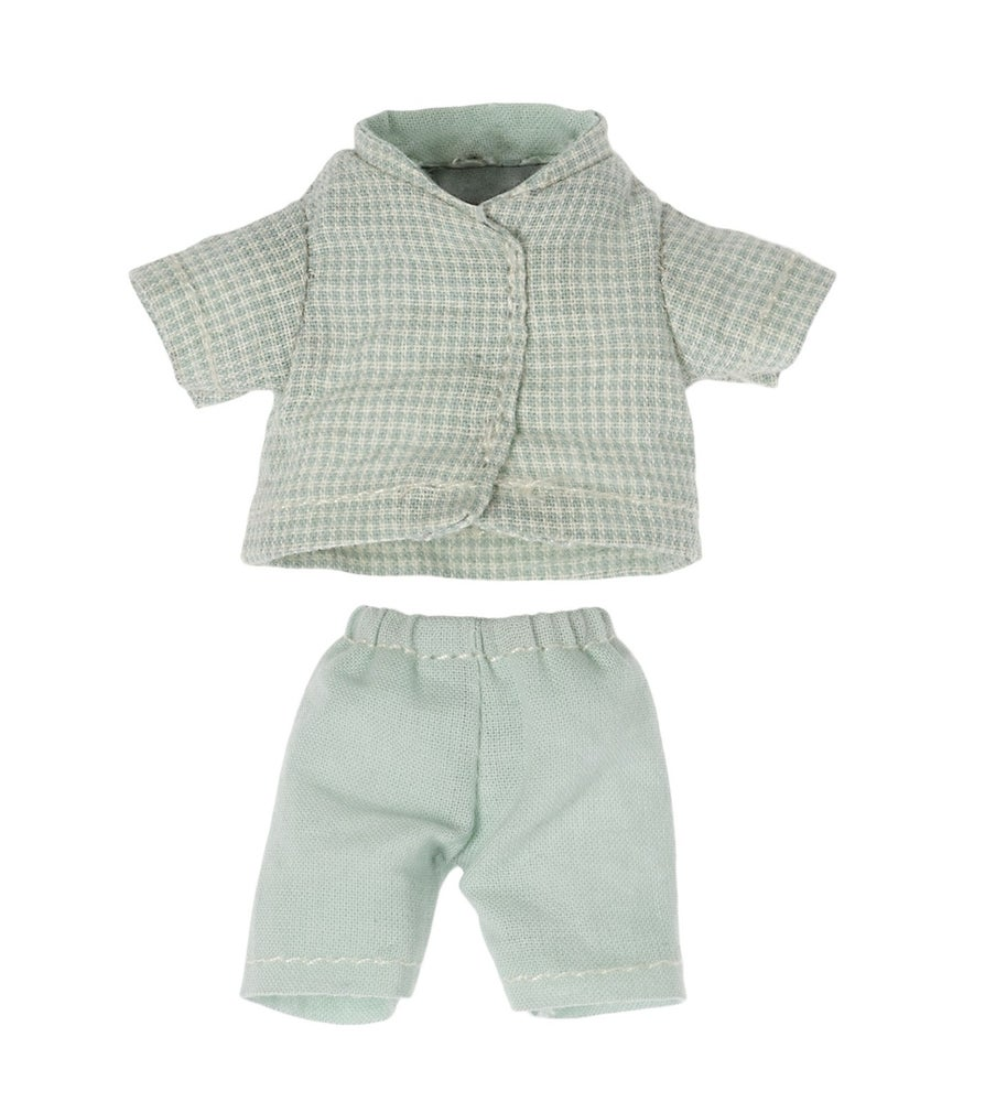 Image of Maileg - Pyjamas For Little Brother Mouse (Pre-order)