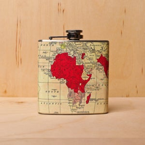 Image of Maps Flask