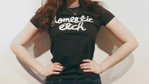 Image of Domestic Etch T-Shirt