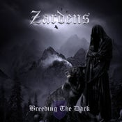 Image of ZARDENS - Breeding The Dark - CD album