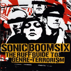 Image of Sonic Boom Six - Ruff Guide to Genre Terrorism LP