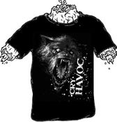 Image of Cry Havoc Wolf Tee (Mens and Ladies)
