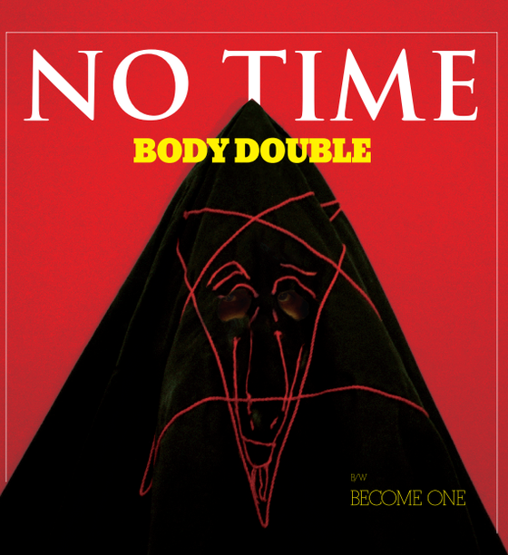 "Image of BODY DOUBLE ""No Time"" 12"""