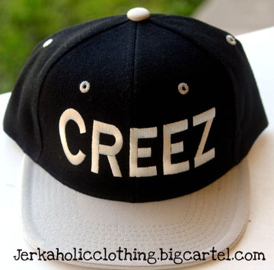 Image of #creez SNAP BACK