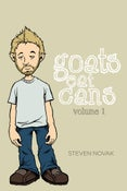 Image of Goats Eat Cans Volume 1 - AUTOGRAPHED BOOK