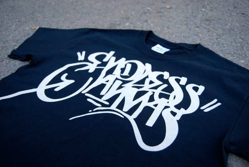 ENDLESS CANVAS Shirt - HandStyle by TBIS