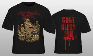 """Image of """"Goat Bless You"""" T-Shirt"""