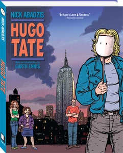 Image of Hugo Tate - Nick Abadzis