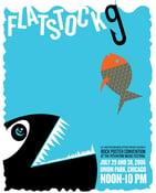 Image of Flatstock 9, Chicago Poster