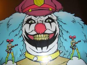 "Image of ""I DO COCAINE"" Metalocalypse inspired MIRROR SCREEN PRINT!!!"