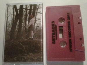 "Image of Setbacks ""Conscience"" Cassette PINK/50"