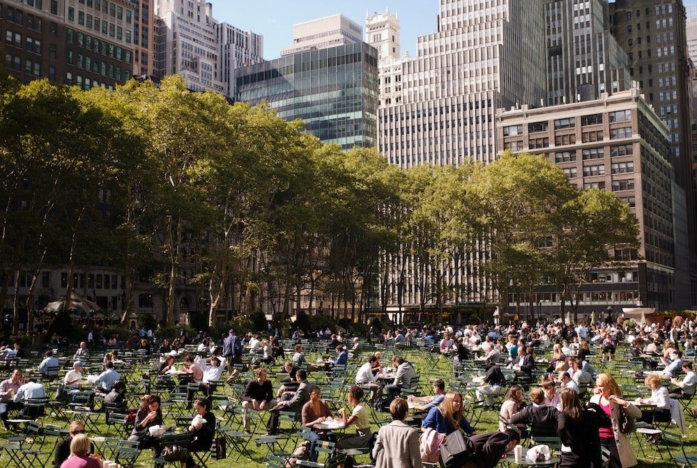 Image of Bryant Park
