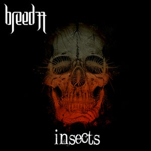 Image of Insects  CD Album