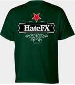 Image of HateFX, 2 beer orNot 2 beer shirt
