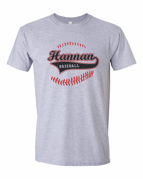 Image of Hannan Baseball Tee