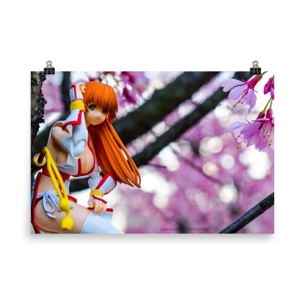 Kasumi x Cherry Blossom(close up)