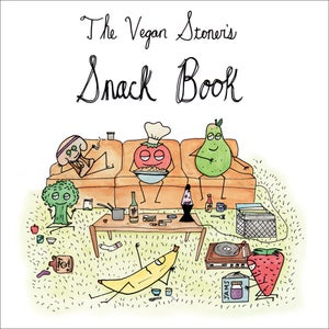 Image of The Vegan Stoner's Snack Book