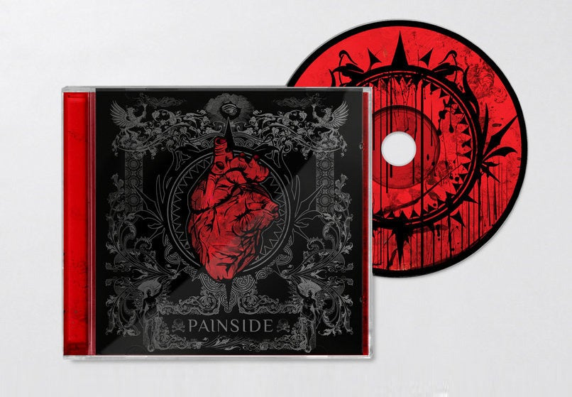 Image of Dark World Burden CD