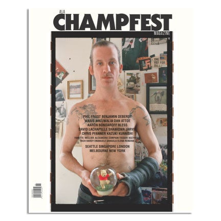 Image of Ala Champfest Magazine Issue 004