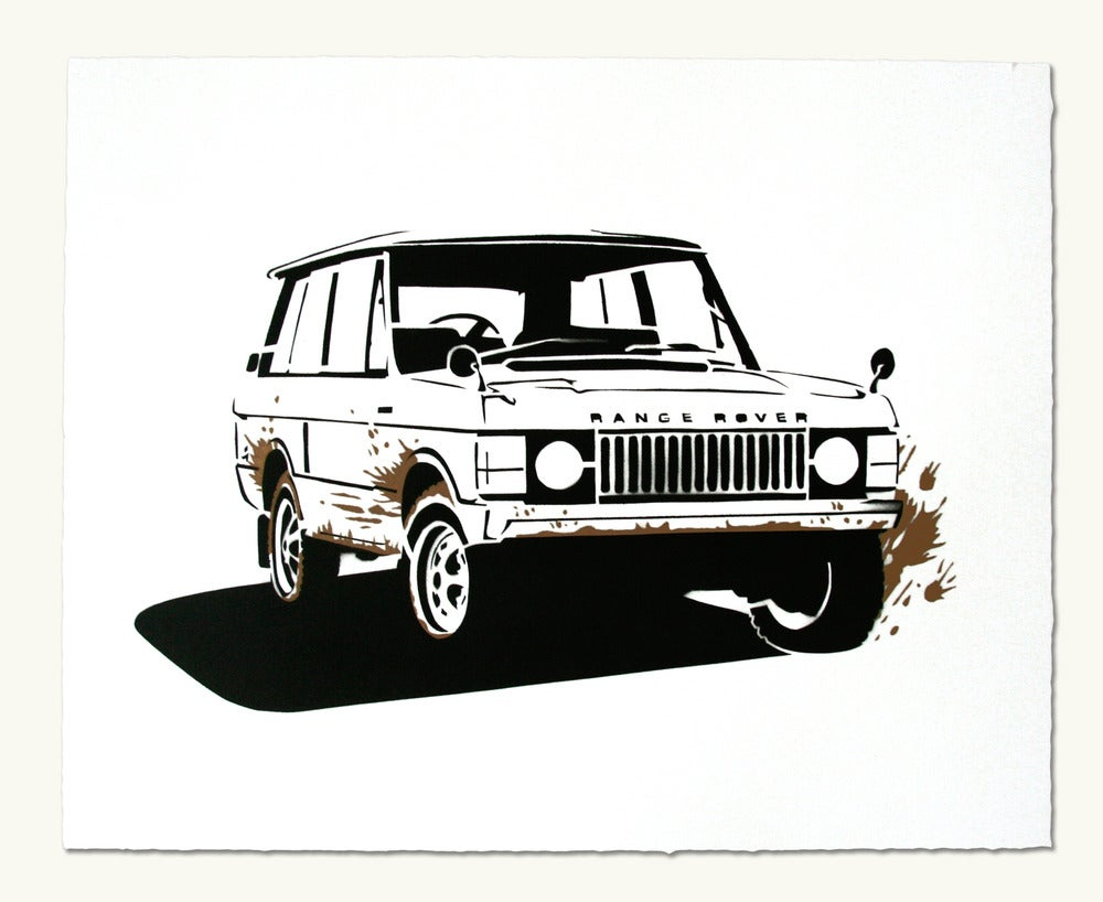 Manual Designs — Range Rover Classic