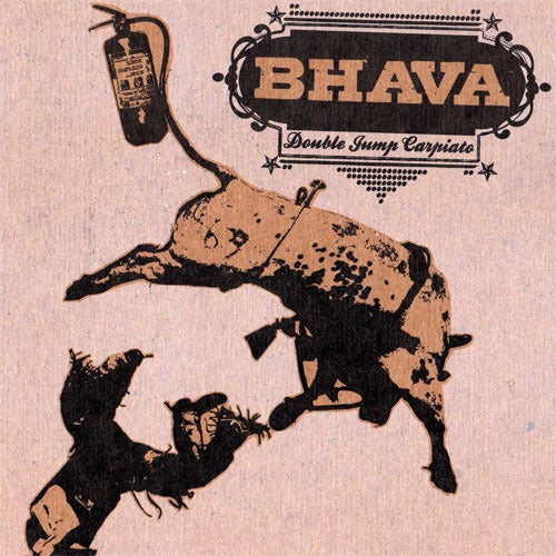 "Image of BHAVA ""Double Jump Carpiato"" Cd"