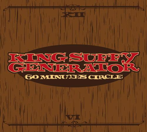 "Image of KING SUFFY GENERATOR ""60 Minutes Circle"" Cd"