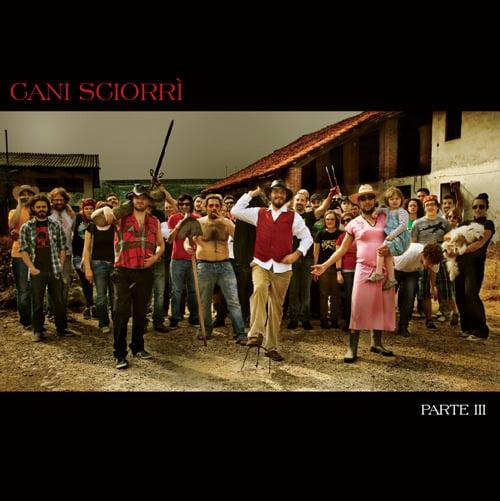 """Image of CANI SCIORRI'  """"Parte III"""""""