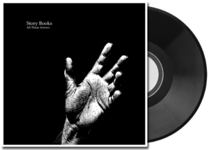 """Image of STORY BOOKS 'All Those Arrows' 7"""" Vinyl & Download"""