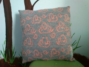 Image of Pretty Clouds Pillow